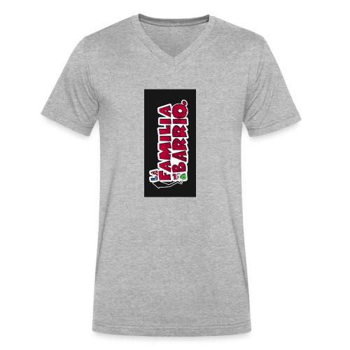 case2biphone5 - Men's V-Neck T-Shirt by Canvas
