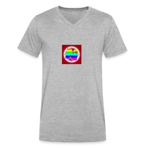 Nurvc - Men's V-Neck T-Shirt by Canvas