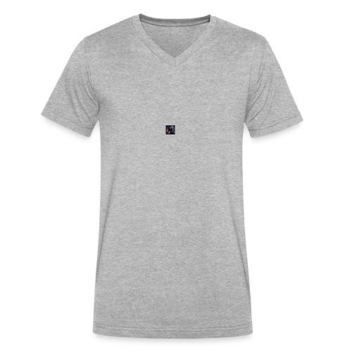 TheMiniGamer Shop - Men's V-Neck T-Shirt by Canvas