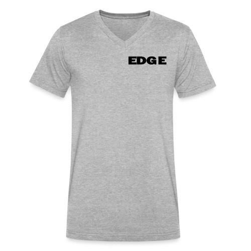 EDGE - Men's V-Neck T-Shirt by Canvas