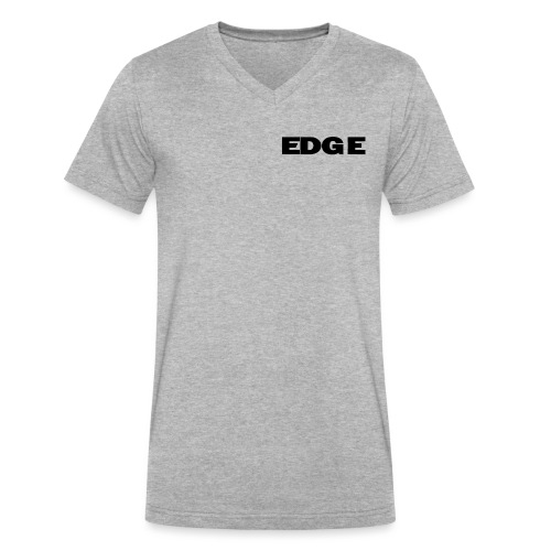EDGE - Men's V-Neck T-Shirt by Canvas