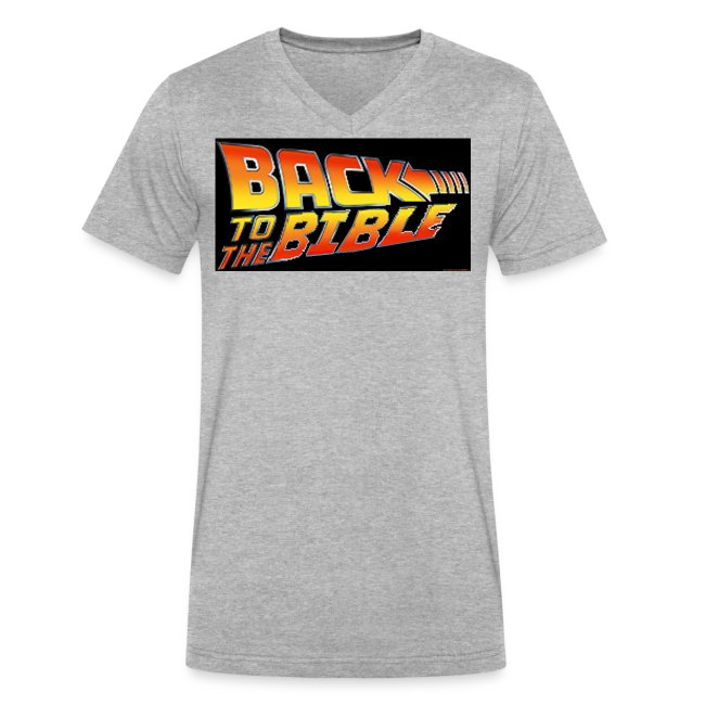 back to the bible tshirt