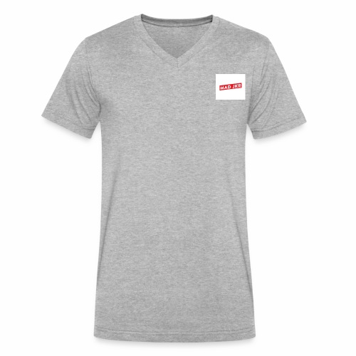 Mad rouge - Men's V-Neck T-Shirt by Canvas