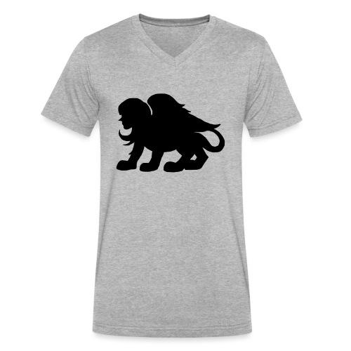 poloshirt - Men's V-Neck T-Shirt by Canvas