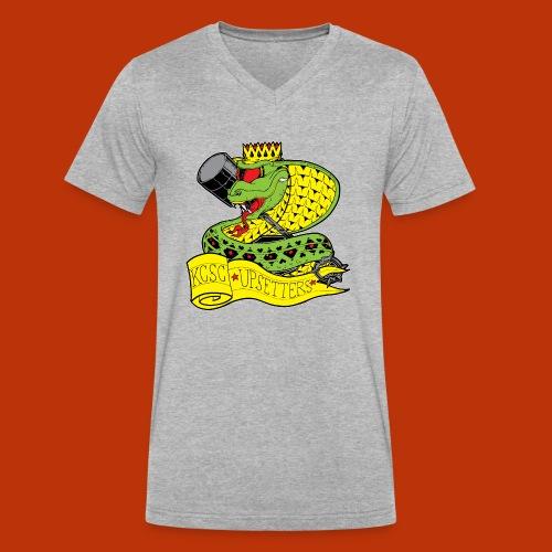Upsetters Cobra - Men's V-Neck T-Shirt by Canvas