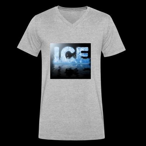 CDB5567F 826B 4633 8165 5E5B6AD5A6B2 - Men's V-Neck T-Shirt by Canvas