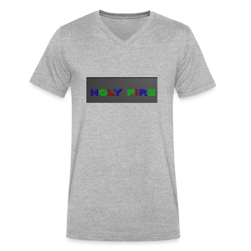 IMG_0036 - Men's V-Neck T-Shirt by Canvas
