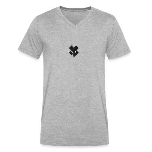 T.V.T.LIFE LOGO - Men's V-Neck T-Shirt by Canvas