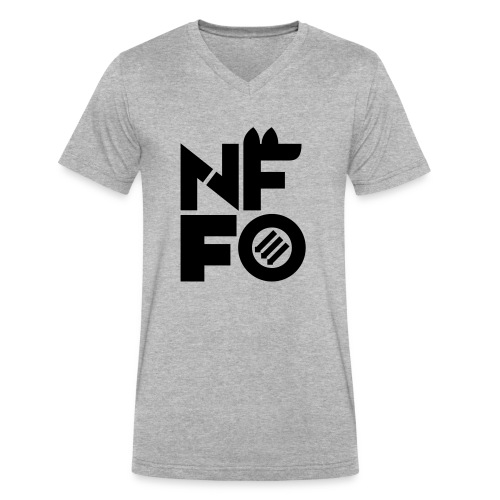 NFFO - Men's V-Neck T-Shirt by Canvas