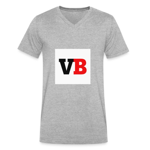 Vanzy boy - Men's V-Neck T-Shirt by Canvas