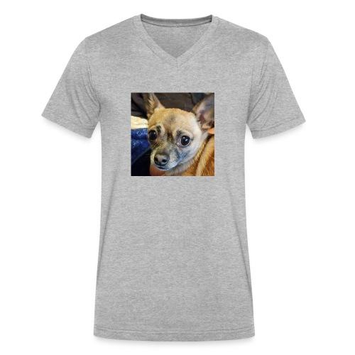 Pablo - Men's V-Neck T-Shirt by Canvas