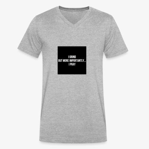 Motivation - Men's V-Neck T-Shirt by Canvas