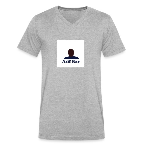 Untitled 3 - Men's V-Neck T-Shirt by Canvas