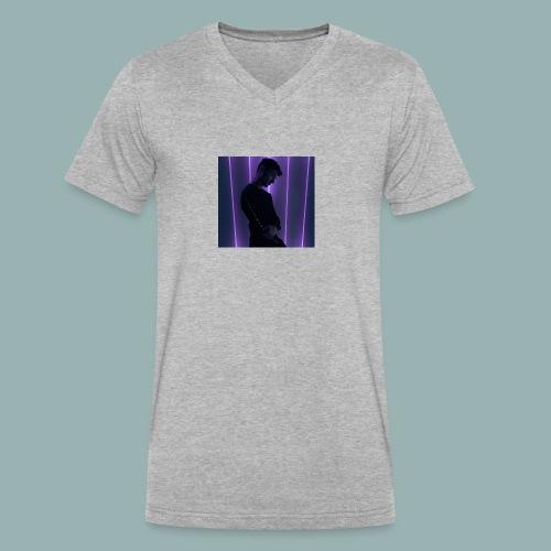 Europian - Men's V-Neck T-Shirt by Canvas