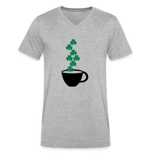 irishcoffee - Men's V-Neck T-Shirt by Canvas