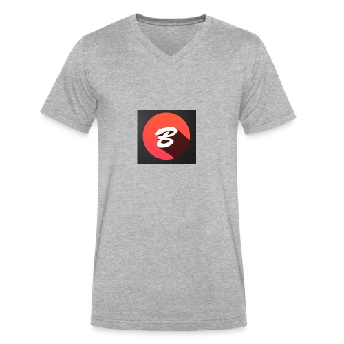BENTOTHEEND PRODUCTS - Men's V-Neck T-Shirt by Canvas
