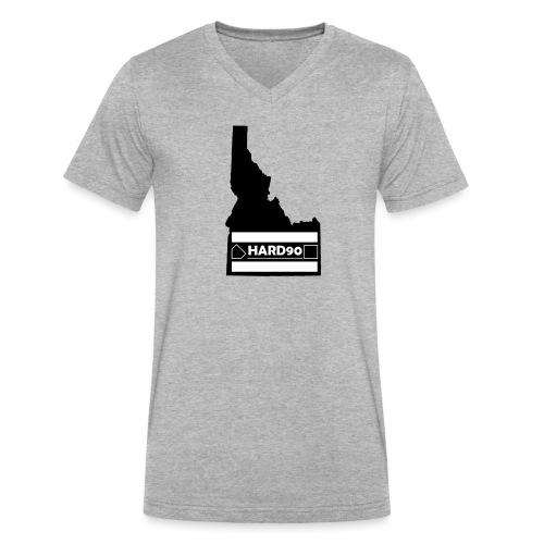 Hard 90 Idaho - Men's V-Neck T-Shirt by Canvas