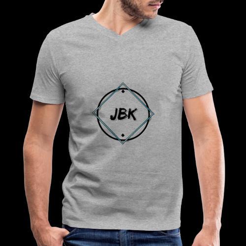 JBK - Men's V-Neck T-Shirt by Canvas