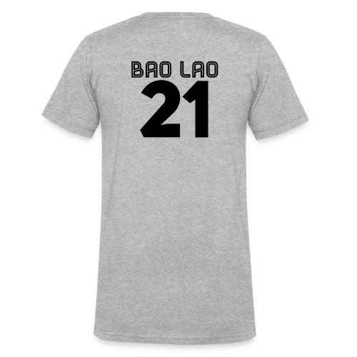 BAO LAO - Men's V-Neck T-Shirt by Canvas