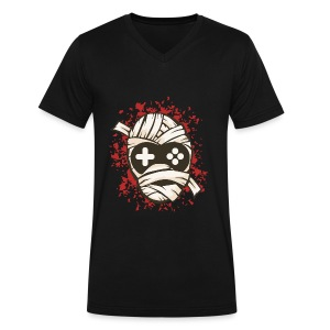 Sens5 - Men's V-Neck T-Shirt by Canvas