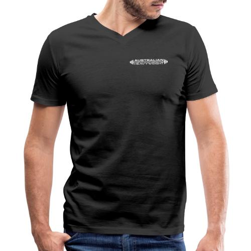Australian Heavyweight - Men's V-Neck T-Shirt by Canvas