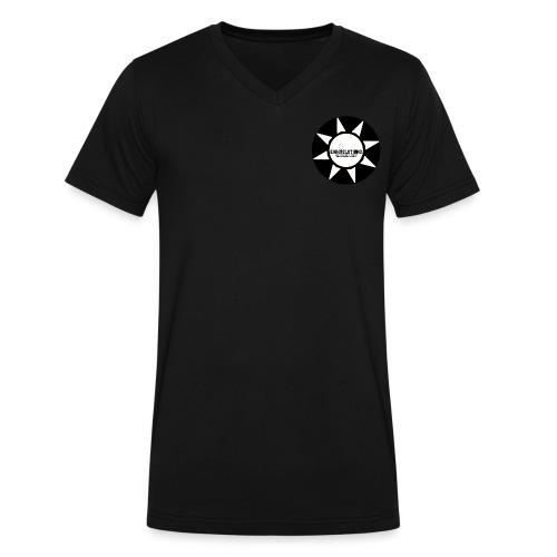 ENRGI CLOTHING - Men's V-Neck T-Shirt by Canvas