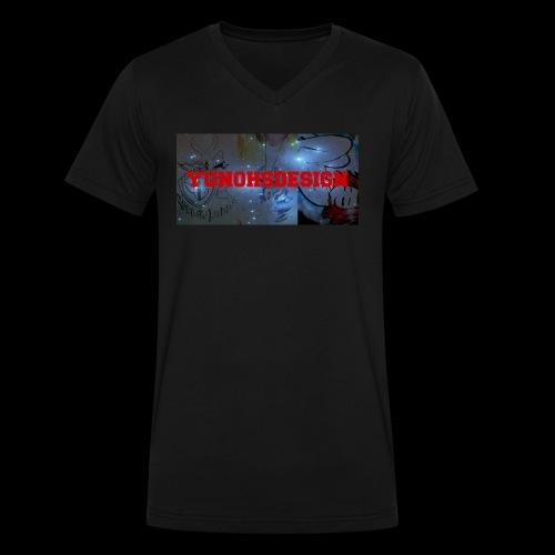 YunohsDesign - Men's V-Neck T-Shirt by Canvas