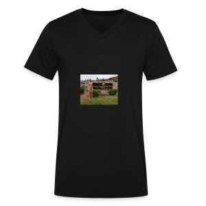 IMG_6076 - Men's V-Neck T-Shirt by Canvas