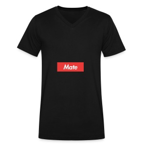 Other Mate - Men's V-Neck T-Shirt by Canvas