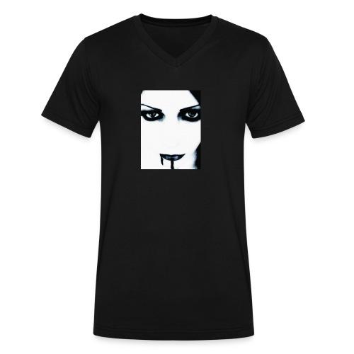 Eden Prosper - Men's V-Neck T-Shirt by Canvas