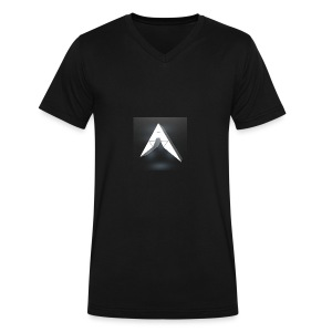 AmmoAlliance custom gear - Men's V-Neck T-Shirt by Canvas