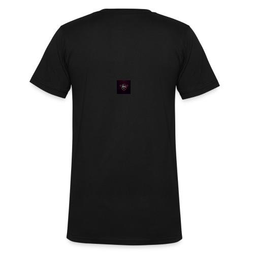 Black Sheep {Beta} - Men's V-Neck T-Shirt by Canvas