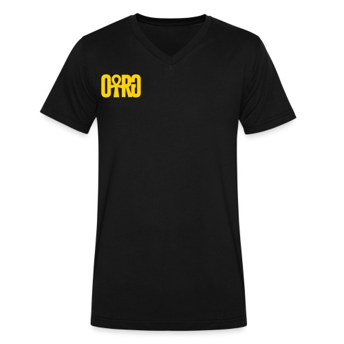 otrg - Men's V-Neck T-Shirt by Canvas