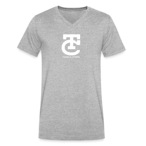 Women's Tribeca Citizen shirt - Men's V-Neck T-Shirt by Canvas