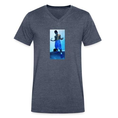 Sosaa - Men's V-Neck T-Shirt by Canvas