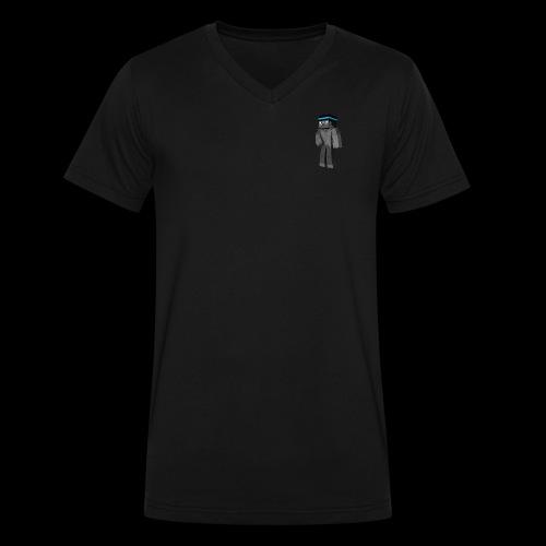 Durene's Character - Men's V-Neck T-Shirt by Canvas