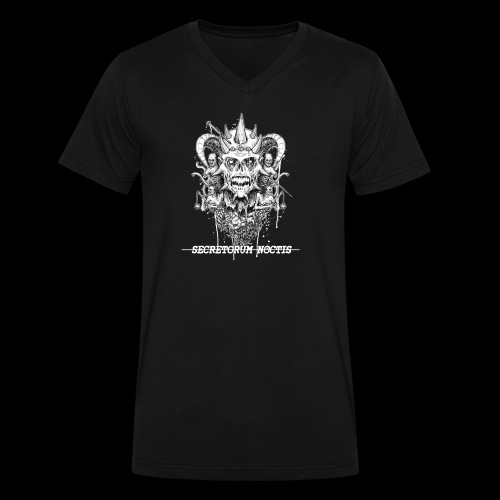 The Stygian Prophecy - Men's V-Neck T-Shirt by Canvas