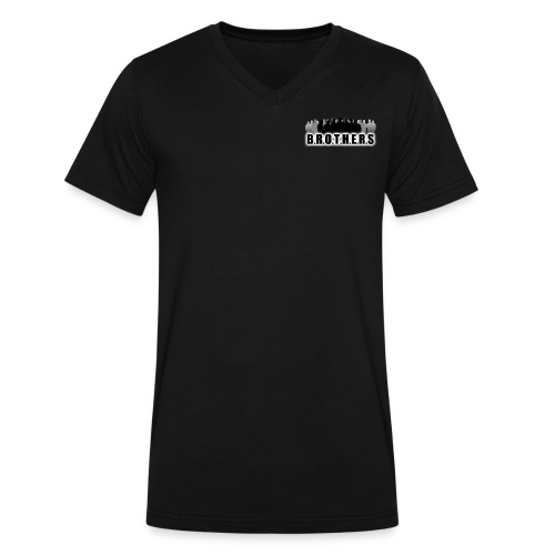The Las Vegas B.R.O.T.H.E.R.S. - Men's V-Neck T-Shirt by Canvas