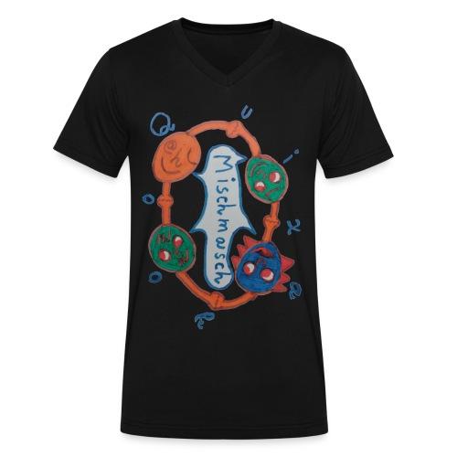 Mischmasch - Men's V-Neck T-Shirt by Canvas