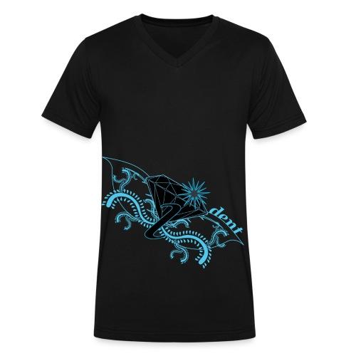 identpolo - Men's V-Neck T-Shirt by Canvas