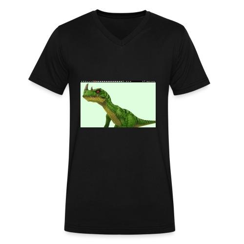Volo - Men's V-Neck T-Shirt by Canvas