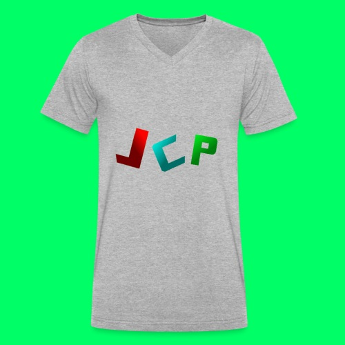 JCP 2018 Merchandise - Men's V-Neck T-Shirt by Canvas