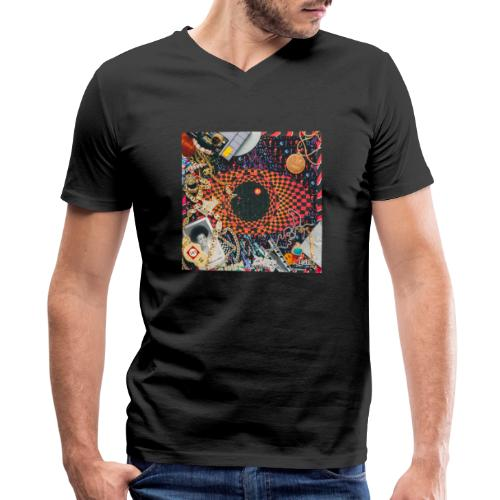 Escape From New York - Men's V-Neck T-Shirt by Canvas