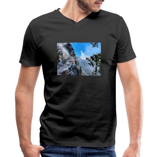c93418b3f31d67f2427ed01080516308 - Men's V-Neck T-Shirt by Canvas