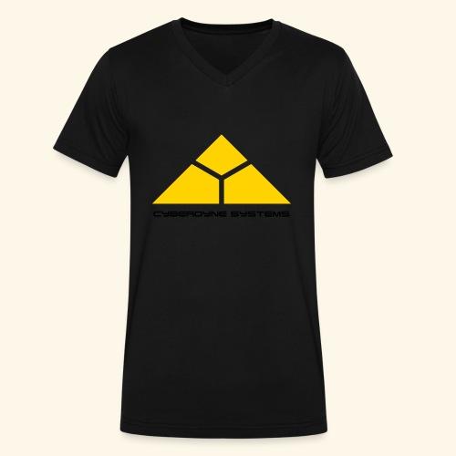 Cyberdyne Systems - Men's V-Neck T-Shirt by Canvas