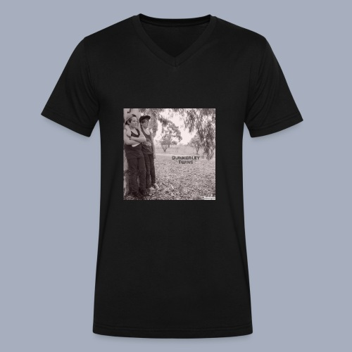 dunkerley twins - Men's V-Neck T-Shirt by Canvas