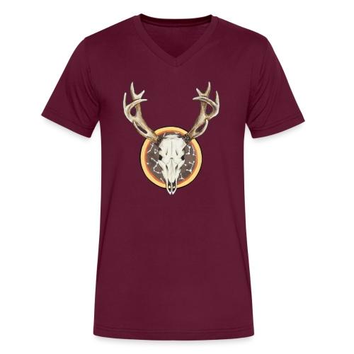 Death Dearest - Men's V-Neck T-Shirt by Canvas