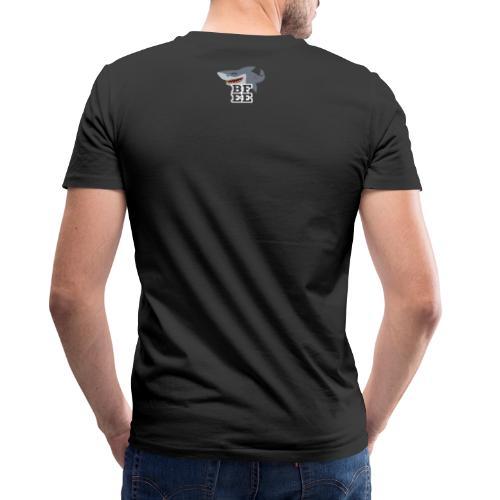 BFEE Logo - Men's V-Neck T-Shirt by Canvas