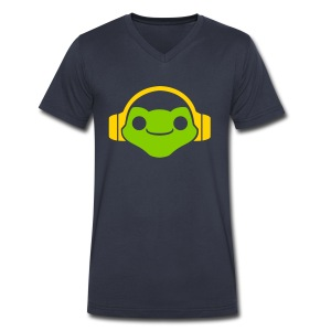 lucio - Men's V-Neck T-Shirt by Canvas