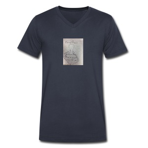 IMG 7099 - Men's V-Neck T-Shirt by Canvas